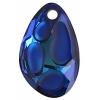 Swarovski Pendant 6730 Radiolarian 18x11.5mm Crystal Bermuda Blue P 2Pcs